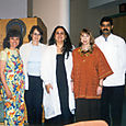 After a Smithsonian lecture along with Cookbook authors
