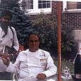 With the father of Nouvelle Cuisine, Monsieur Paul Bocuse