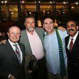 Franco Nuschese, silvesto, Jose Andres and Surfy Rahman