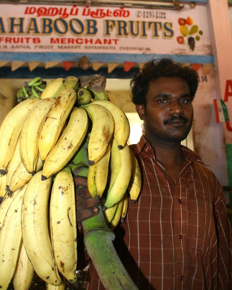 Bananavendor