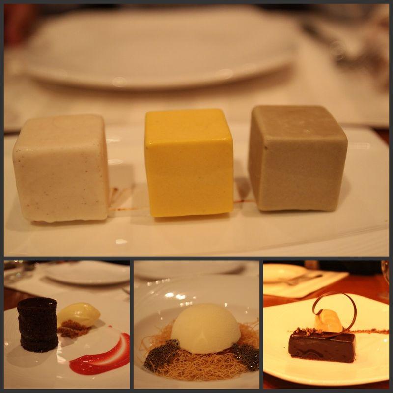 Picnik collage-dessert