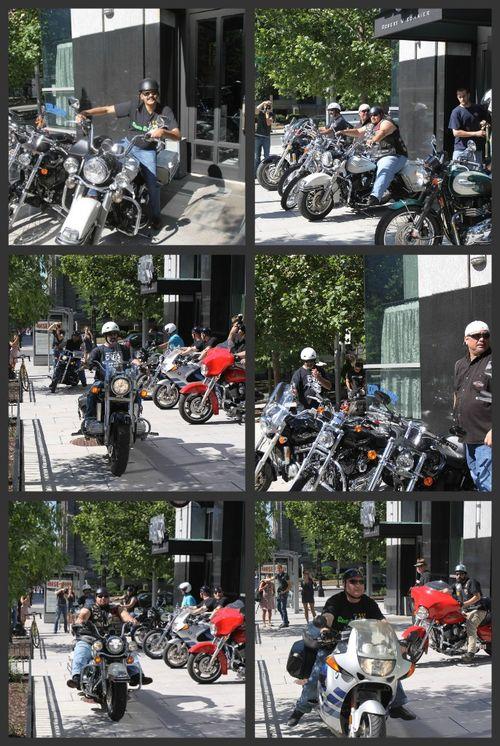 Picnik collage - bikes