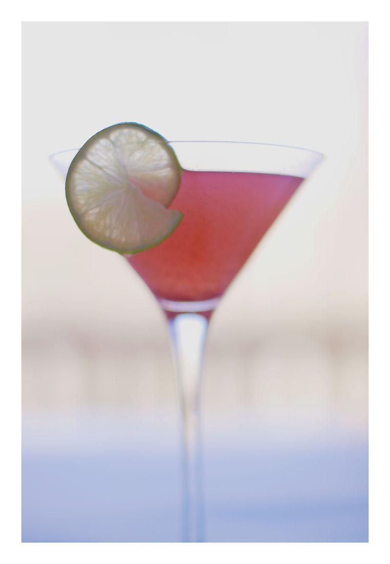 Kokum martini