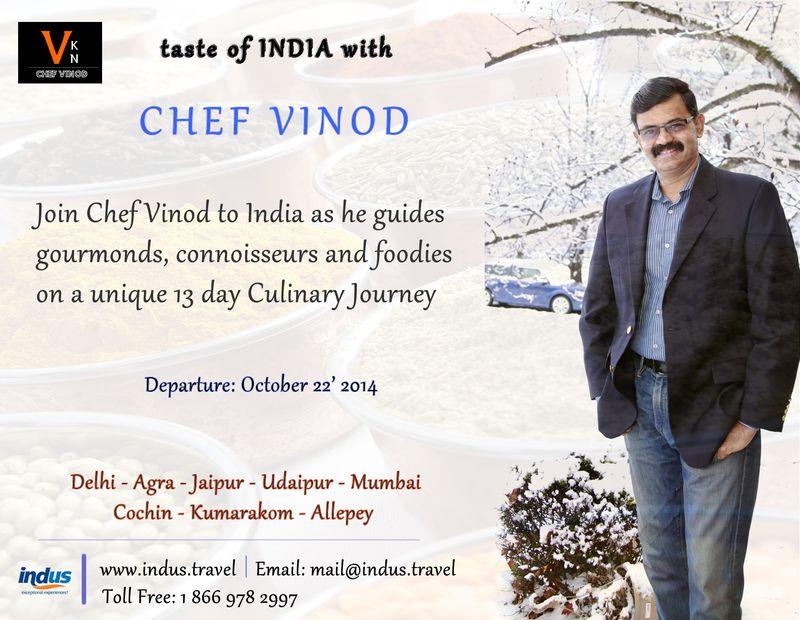 Culinary Tour 2014