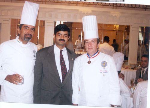 Club des chefs des chefs dinner