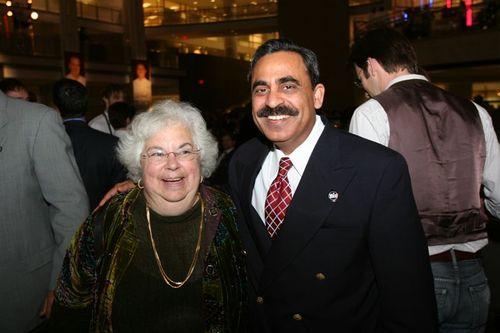 Phyllis C Richman and Surfy Rahman